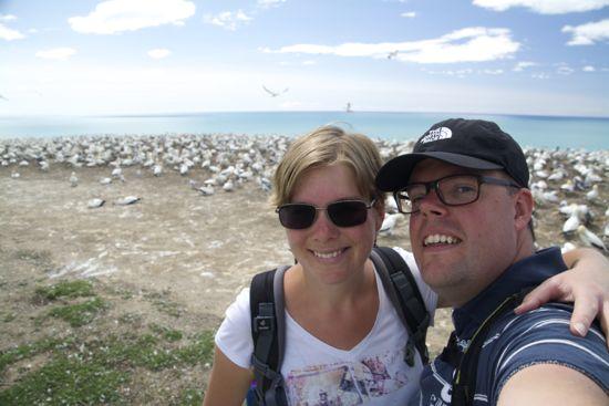 Jan en Marcella bij Jan van Genten