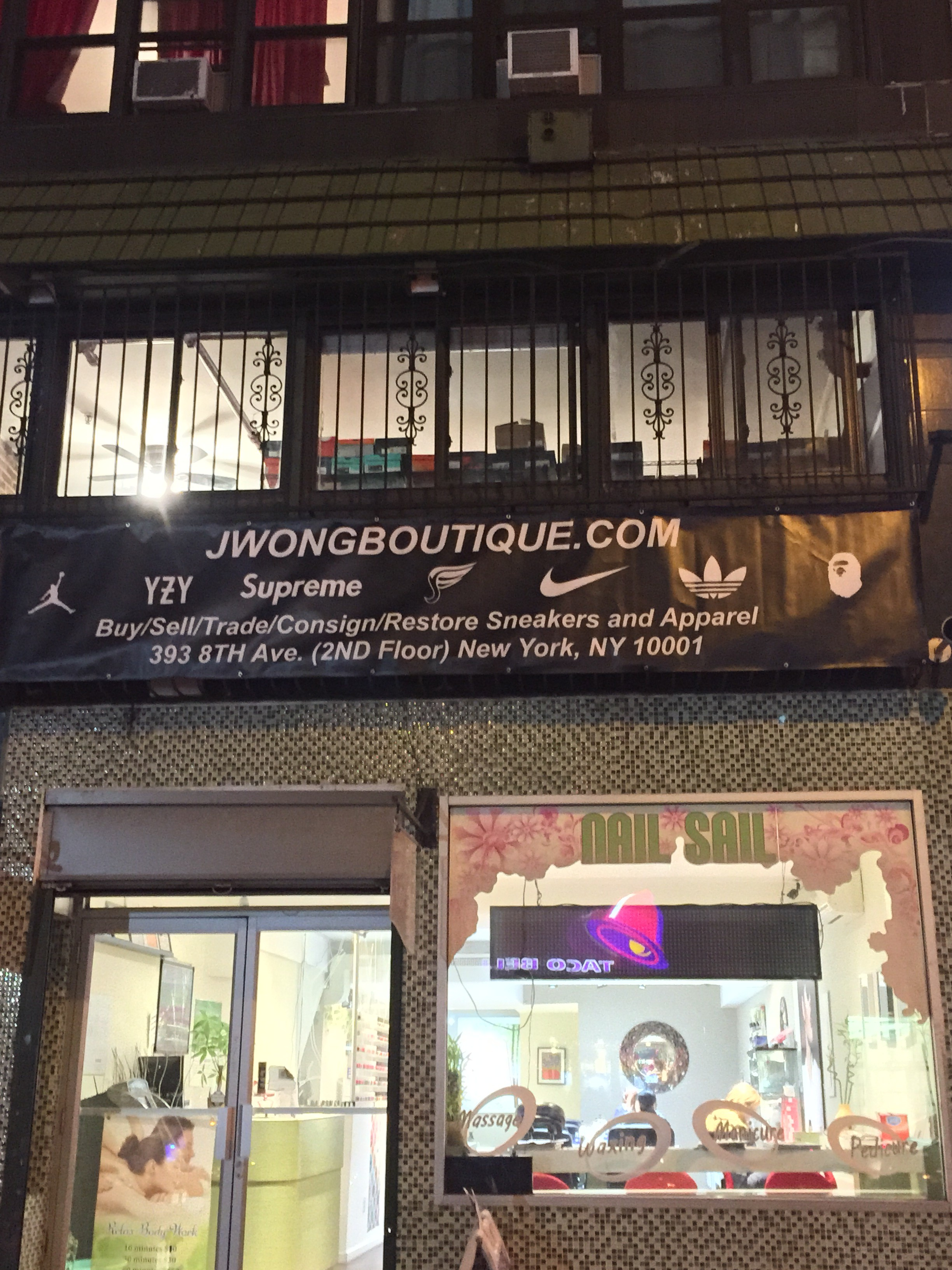 About Us Jwong Boutique