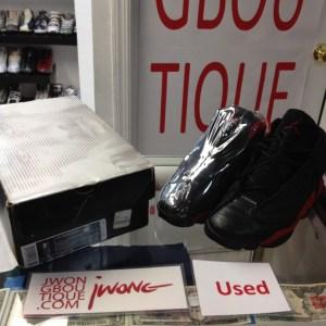 Nike Air Jordan XIII Bred