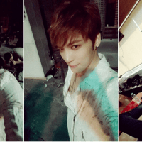 [TRANS] 160206 Kim Jaejoong time-warps back to March 2015! No doubt, his selfies are in a class of their own!