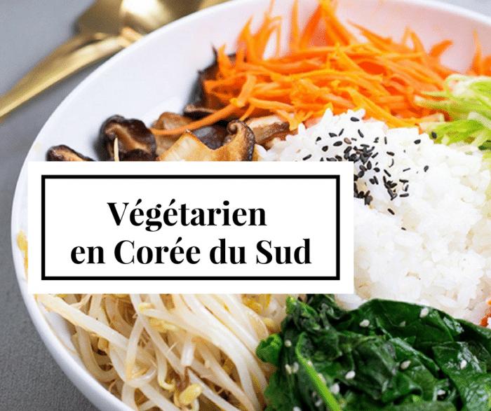 être végétarien en corée du sud