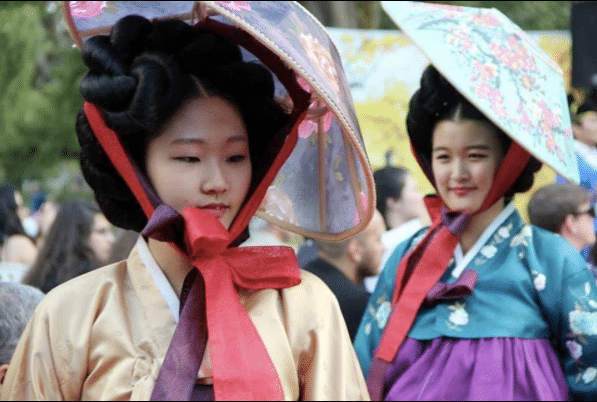 Grand festival Coréen le 15 août 2017