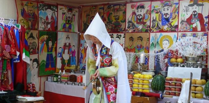 religions et croyances en Corée du sud