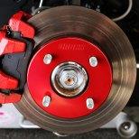 ローターカバー HA36S RED