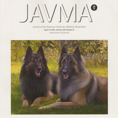 Rory-and-Skye-JAVMA-Cover