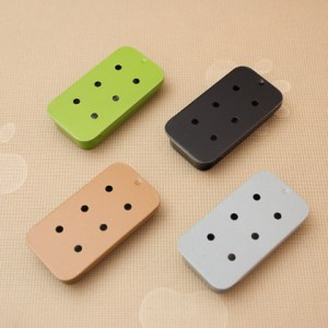 4 Color Set - 6 Hole