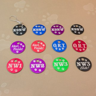 Ornament Brag Tags