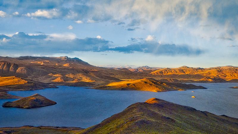 Lake Lagunillas