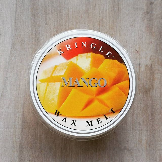 Kringle Candle Mango