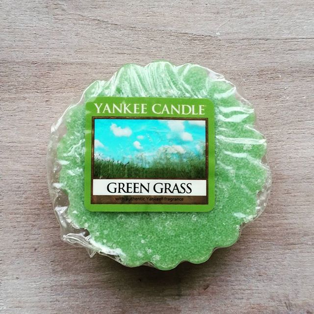 Yankee Candle Green Grass