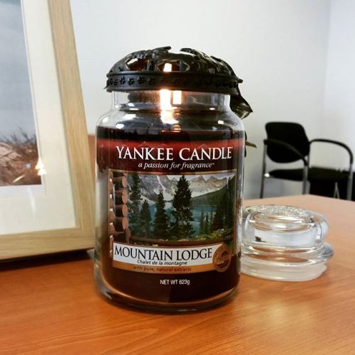 Yankee Candle Mountain Lodge