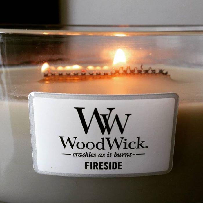 WoodWick Heartwick