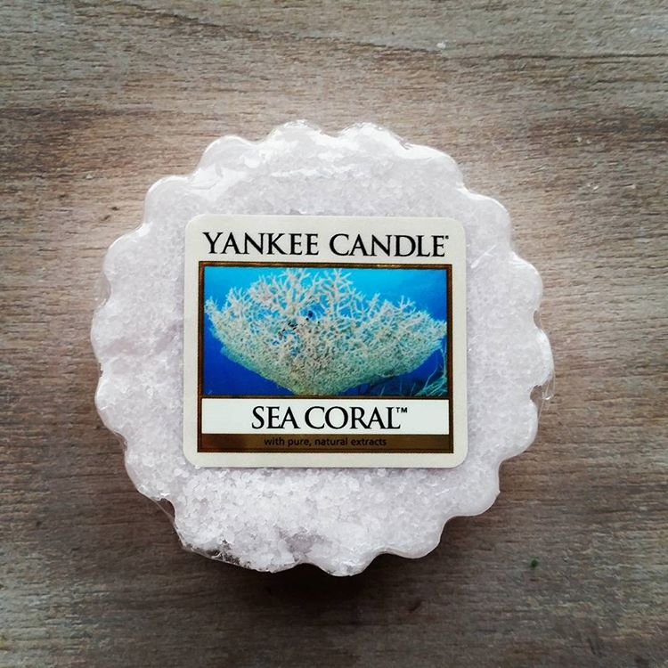 Yankee Candle Sea Coral