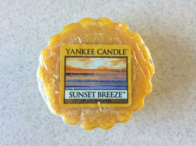 Yankee Candle Sunset Breeze