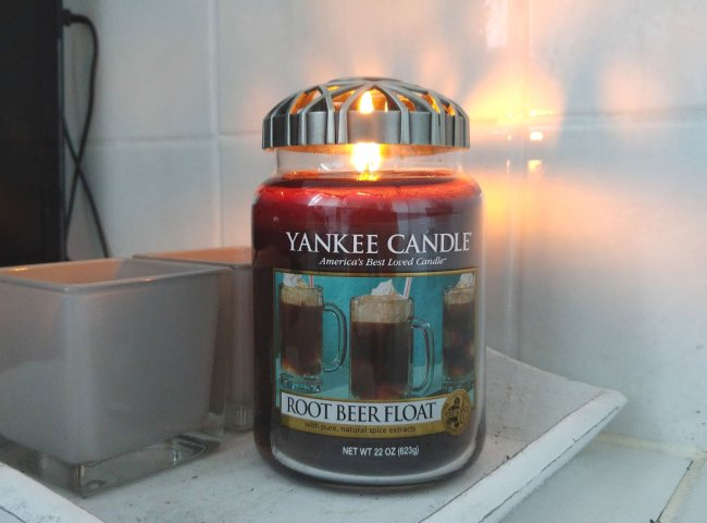 Yankee Candle Root Beer Float