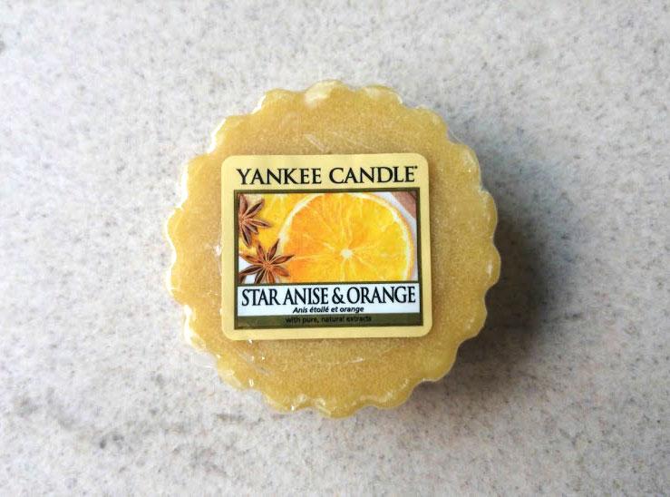 Yankee Candle Star Anise & Orange