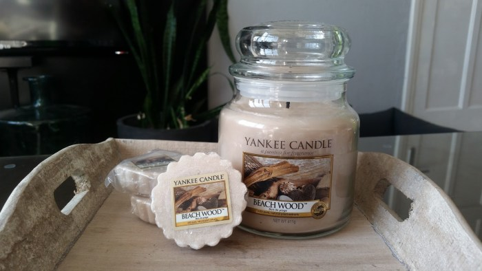 Yankee Candle Beach Wood