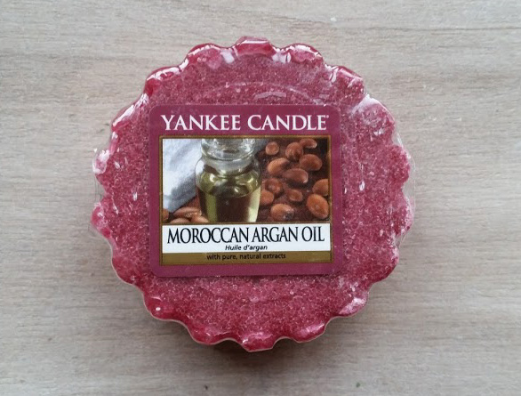 Yankee Candle Moroccan Argain Oil