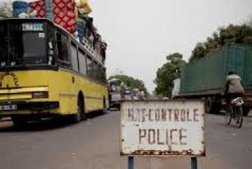 Guinée-Sierra Léone : 40.000 GNF pour traverser la frontière à pied
