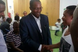 Stabilité politique: Ousmane Gaoual se dresse contre les propos d'un ministre