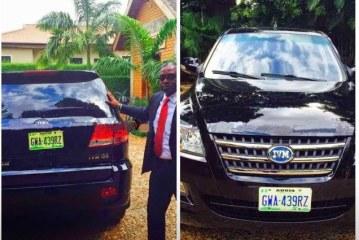 « INNOSON VEHICLE MANUFACTURING » LE PREMIER VEHICULE ENTIÈREMENT NIGÉRIAN
