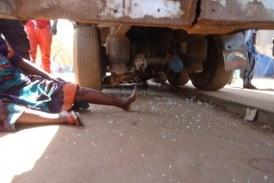 Banlieue de Conakry : une jeune femme tuée dans un accident de la route