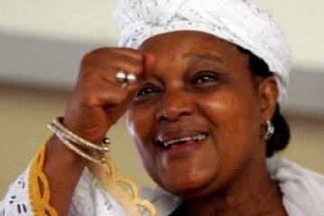 Hadja Rabiatou Sérah Diallo portée à la tête du Conseil Economique et Social