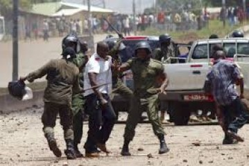 Dubreka : le principal accusé dans l'incendie de l'ambulance d'une équipe anti-Ebola arrêté