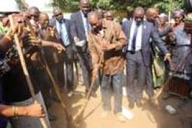 Assainissement de la ville de Conakry : Le coup de balai d'Alpha Condé