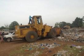 Kankan: Le stade Universitaire de la ville est débarrassé des ordures!