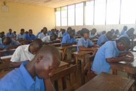 Kankan : Fin des examens blancs dans les écoles de l'enseignement technique et professionnel