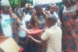 Humanitaire : la Fondation ''FAMEG'' vole au secours des élèves d'Hamdallaye primaire