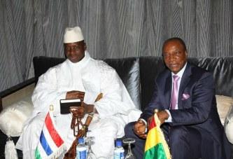Clin d'œil- Condé de Guinée pas différent de Yaya Jammeh