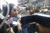 Halimatou Dalein dans les ordures : un acte citoyen mal vu au RPG !