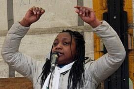Maimouna BAH, du Comité des Femmes Sans-Papiers de Belgique. (Une fierté pour les Guinéens)