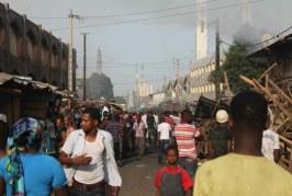 Marché Madina: Un vigile de la Banque islamique tire et blesse 2 personnes
