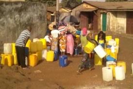 Société-Boké: la population entre canicule et pénurie d'eau
