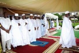 Tabaski: le sermon de l'imam Camara agace Makanera