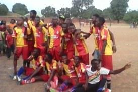 Sports-Dabola: Un tournoi de football en l'honneur de l'ancien de Maire de la CU