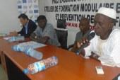 Kankan : Lancement d'une formation pour les acteurs électoraux !