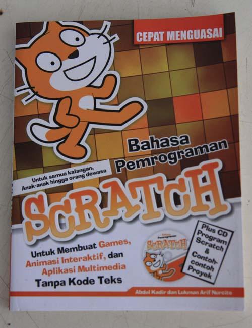 Buku Pemrograman Scratch