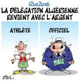 dilem jeux olympiques