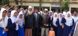 কচুয়ার হযরত শাহনেয়ামত শাহ উচ্চ বিদ্যালয়ের জেএসসি পরীক্ষায় শতভাগ সাফল্য