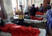 কচুয়ায় শতাধিক শিক্ষার্থী অসুস্থ হয়ে হাসপাতালে