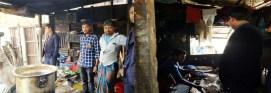 কচুয়ায় ভ্রাম্যমান আদালতে  খাবার হোটেলের  জরিমানা