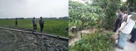 কচুয়ায় ভ্রাম্যমান আদালতে ড্রেজার ব্যবসায়ীর জরিমানা