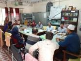চাঁদপুরের কচুয়ায় প্রাথমিক বিদ্যালয়ের শিক্ষকদের কর্মবিরতি