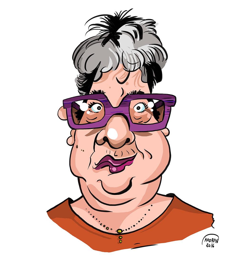 Ta mère en caricature sur internet - Commandez la votre -