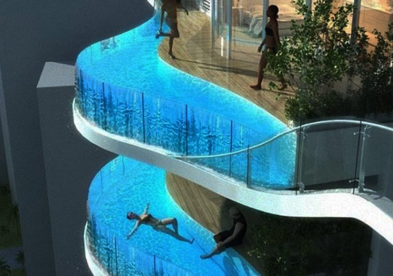 Most Amazing Swimming Pools Around The World Ever Seen