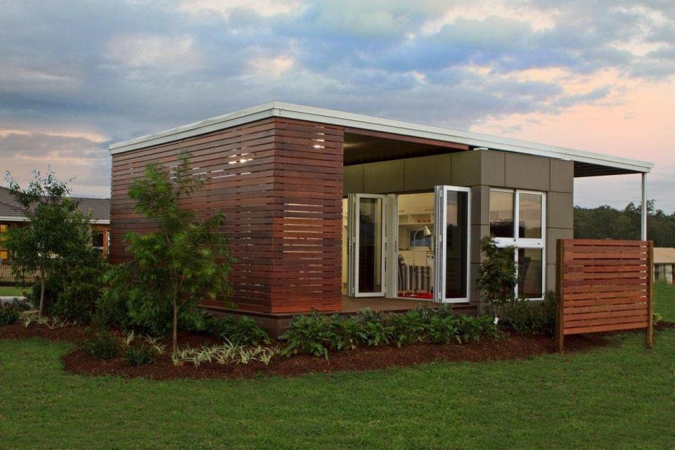 Modular homes designs out of shipping container for Prefab home plans designs